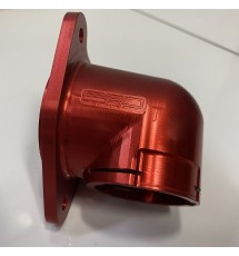 Peugeot 306 GTI-6 & Rallye Billet Alloy Thermostat Housing (Red)