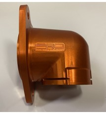 Citroen Xsara VTS Billet Alloy Thermostat Housing (Orange)