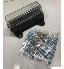 Simtek 4 Way Relay Box for Standard Relays