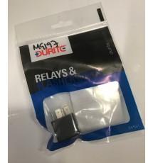 Mini 4 Pin Make & Break Relay (sealed) 30 amp / 12v