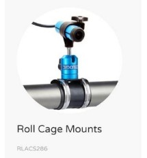 Roll Cage Camera Mount - Forward Facing