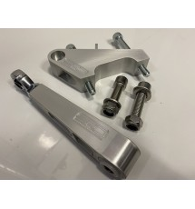 Spoox Racing Developments Peugeot 106 S2 BE4R 'Project Anchor' Lower Gearbox Mount (RACE)