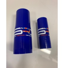 Peugeot 306 Gti-6 / Rallye Silicone Rear Engine Bypass Pipe Hoses (Blue)