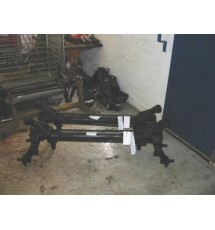 Peugeot 206 rear axle refurbishment