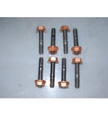 Genuine OE Citroen Saxo VTR Exhaust Manifold Stud & Nut Set