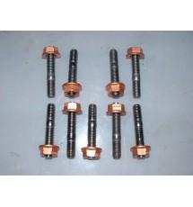 Exhaust Manifold Stud & Nut Set - Citroen BX 16v