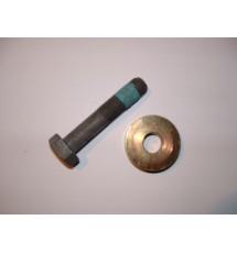 Peugeot 405 1.9 Mi16 crank pulley bolt & washer