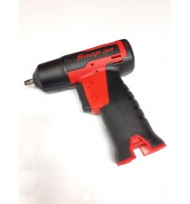 """Snap On 1/4"""" Drive Cordless Impact Ratchet (Red) (Tool only)"""