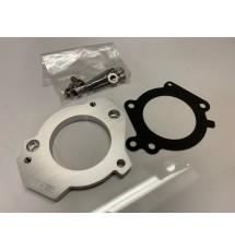 Citroen C2 VTS Inlet to Peugeot 106 GTI Billet Alloy Throttle Body Adaptor