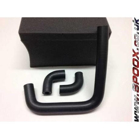 Citroen Xsara VTS Silicone Vacuum Pump Hose Kit (MATT BLACK)