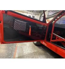 Peugeot 205 Carbon Fibre Front Doorcard Set