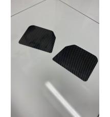 Peugeot 106 Carbon Fibre Rear Seatbelt Blanks