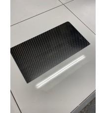 Peugeot 106 Carbon Fibre Glovebox Blank
