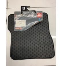 Brand New Genuine O/E Citroen Saxo rear rubber floor matts - CIT1511