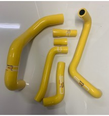 S.R.D Peugeot 306 Gti-6 / Rallye Silicone Oil Breather Hose Kit (YELLOW)