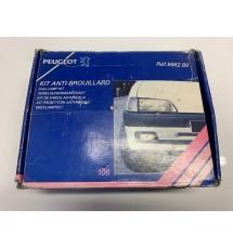 Genuine OE Peugeot 106 S1 Fog Lamp Kit - 9682.89