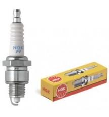Citroen C2 VTS NGK Spark Plug (x4)