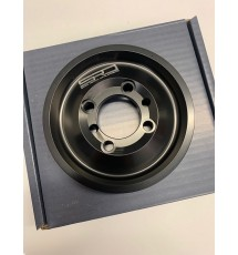 Spoox Racing Developments Citroen BX 16 Valve Billet Alloy Bottom Pulley (BLACK) XU9J4