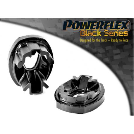 Peugeot 207 Powerflex competition rear lower engine mount insert - PFF509BLK