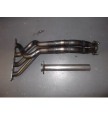 Peugeot 206 GTI Competition Exhaust Manifold and Downpipe