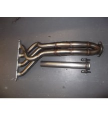 Peugeot 206 GTI S/S Competition Exhaust Manifold and Downpipe