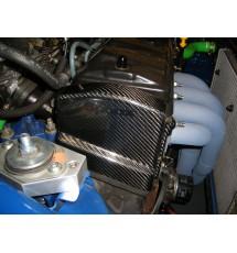 Citroen Saxo Carbon Fibre Timing Belt Upper Cover - 8 Valve