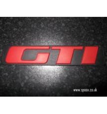 Peugeot 205 / 309 GTI tailgate badge
