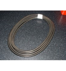 Stainless Braided Brake Hose With Graphite Teflon Coating