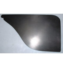 Peugeot 106 Carbon Fibre Front & Rear Doorcards