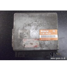 Peugeot 106 XSi Engine ECU (0 261 200 217)