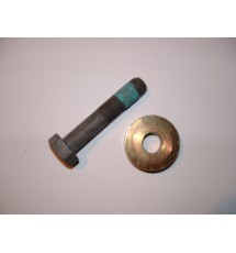 Citroen BX 16v crank pulley bolt & washer