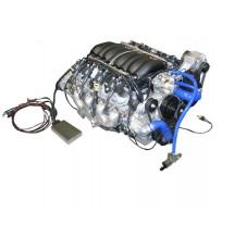 Omex 710 LS3 Single Throttle And ECU Kit - Race Kit