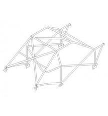 Citroen Saxo Multipoint Cage (T45)