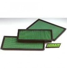 Peugeot 206 GTI 180 Green Cotton Panel Filter