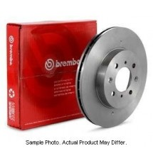 Peugeot 206 GTI Brembo Front Brake Discs 2000 onwards (pair)