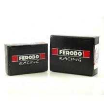 Citroen ZX 16v Ferodo DS2500 Rear Brake Pads