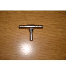 8mm Fuel T Piece