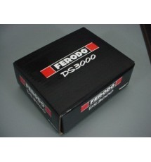 Citroen Saxo VTR / VTS Ferodo DS3000 Rear Brake Pads