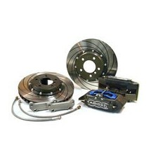 Peugeot 306 GTI-6 Tarox 6 pot brake kit (318mm)