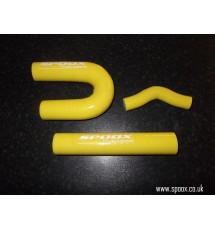 106 Gti / Saxo VTS Silicone Oil Breather Hose Kit (YELLOW)