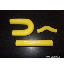 Peugeot 106 Gti / Citroen Saxo VTS Silicone Oil Breather Hose Kit (YELLOW)