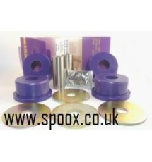 BMW E36 Uprated Rear Axle Mounting Front Bush Kit