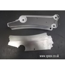 Peugeot 205/309 Rear Axle Mount Arm Strengthening Plate Kit