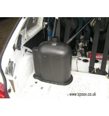 Carbon Dry Sump Oil Tank Cover and Cap
