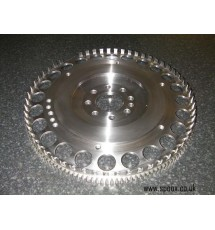 "Peugeot XU Engine 7 1/4"" Steel Race Flywheel"