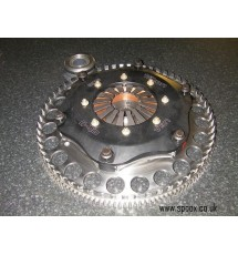 "Peugeot XU Engine 7 1/4"" Flywheel/Clutch Package - Heavy Duty"