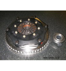 """Peugeot TU Engine 7 1/4"""" Flywheel/Clutch Package - Heavy Duty"""