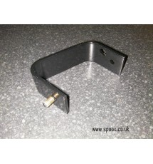 Genuine OE Peugeot 205 Rear Bumper Bracket (nearside)
