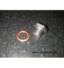 Genuine Peugeot 306 GTI-6 & Rallye Sump Bung and Seal