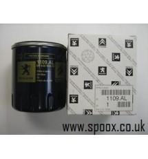 Genuine Peugeot 106 S2 Rallye Oil Filter